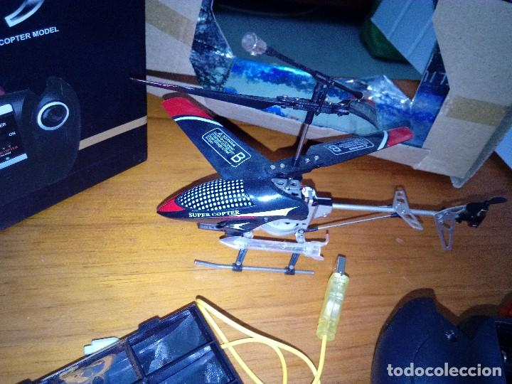 Radio Control: S029. BUIT IN GYROSCOPE UPGRADE VERSION. HELICOPTER. MODEL. HELICOPTERO. S029 - Foto 3 - 116366787