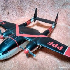 Radio Control: AVION DE JUGUETE THE DISNEY STORE MADE IN LONDON. Lote 120795407