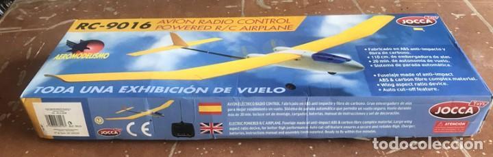AVIÓN RADIO CONTROL RC-9016 (Juguetes - Modelismo y Radiocontrol - Radiocontrol - Aviones y Helicópteros)