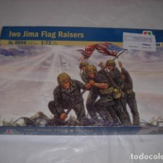 Radio Control: IWO JIMA FLAG RAIDERS MAQUETA ESCALA 1/72 ITALERI - NUEVA A ESTRENAR. Lote 122299679