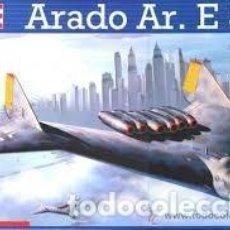 Radio Control: MAQUETA 1/72 - ARADO AR. E 555 REVELL - NR. 04367 - 1:72. Lote 140073750