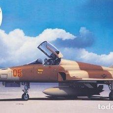 Radio Control: MAQUETA 1/72 - NORTHROP F-5E TIGER II AIRFIX - NR. 02020 - 1:72. Lote 122911051