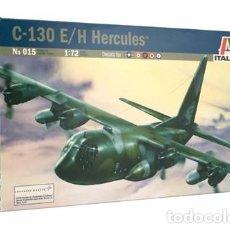 Radio Control: MAQUETA 1/72 - C-130E/H HERCULES ITALERI - NR. 015 - 1:72. Lote 122913079
