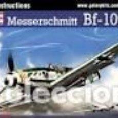 Radio Control: MAQUETA 1/48 - MESSERSCHMITT BF 109 K-4 REVELL - NR. 4599 - 1:48. Lote 122913627