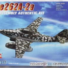 Radio Control: MAQUETA 1/72 - ME262A-2A EASY ASSEMBLY HOBBY BOSS - NR. 80248 - 1:72. Lote 122913715