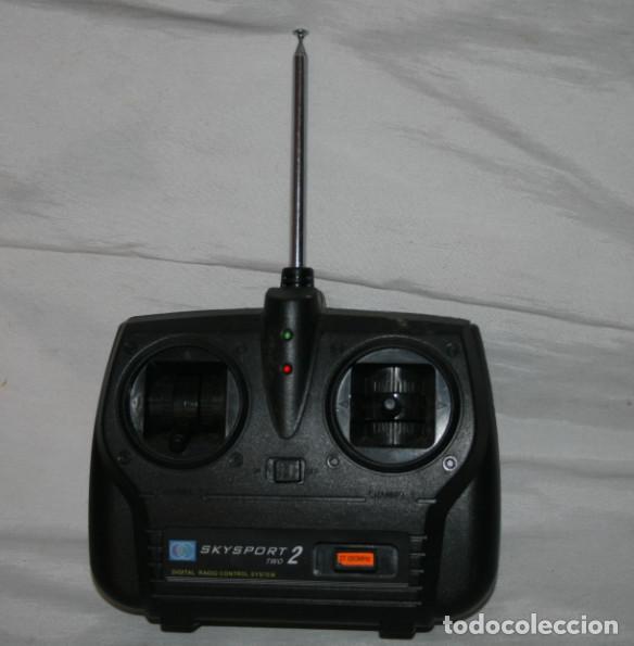 EMISORA, MANDO, DIGITAL RADIO CONTROL SYSTEM SKYSPORT 2 TWO 27.095 MHZ (Juguetes - Modelismo y Radiocontrol - Radiocontrol - Aviones y Helicópteros)