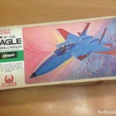 Radio Control: MAQUETA NUNCA MONTADA AVION F-15 EAGLE SCALE 1/72 MARCA HALES. Lote 125999659