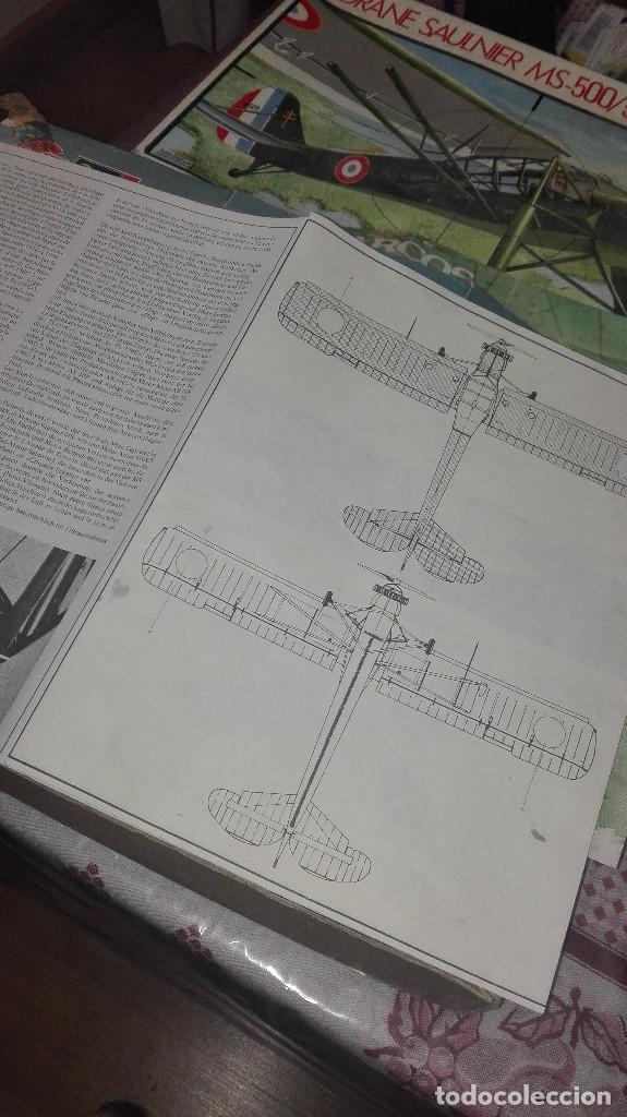 Radio Control: lote piezas aviones modelismo - Foto 7 - 129431763