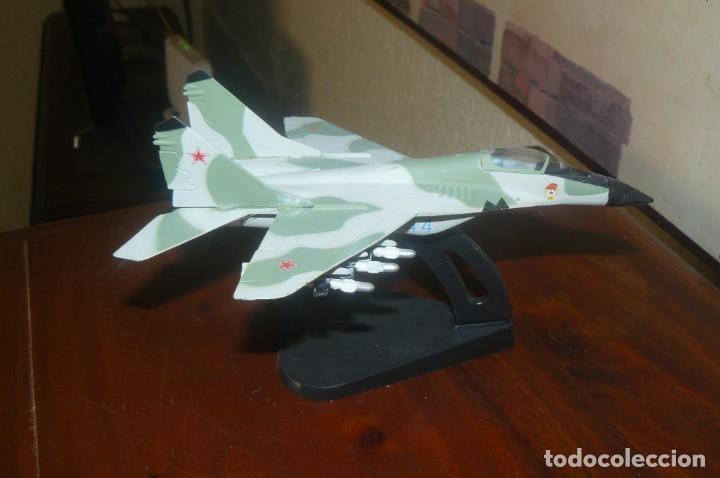 MAQUETA DE UN CAZA SUKHOI SU-47 (S-37) (Juguetes - Modelismo y Radiocontrol - Radiocontrol - Aviones y Helicópteros)