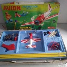 Radio Control: AVIÓN ACROBÁTICO MARK-1 BIANCHI.. Lote 133567865