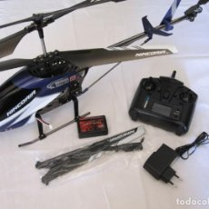 Radio Control: HELICOPTERO-NINCOAIR-535-ALUMAX-G-2-4G HE. Lote 134289438