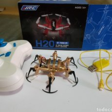 Radio Control: DRONE MINI JRC H20 COMPLETO EN CAJA ORIGINAL. Lote 136093992