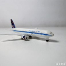 Radio Control: AEROFLOT-BOEING-767-300-1-600-SCHABAK AVION PASAJEROS. Lote 136690130