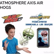 Radio Control: ATMOSPHERE AXIS AIR HOGS. Lote 140400542