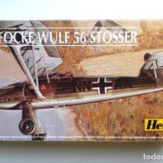 Radio Control: FOCKE-WULF FW 56 STÖSSER (GUERRA CIVIL/SPANISH CIVIL WAR) 1/72 HELLER. Lote 141255186