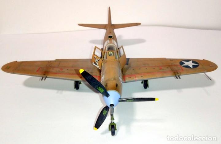 CAZA AMERICANO 2ª GUERRA MUNDIAL P 400 AIRACOBRA (OFERTA) (Juguetes - Modelismo y Radiocontrol - Radiocontrol - Aviones y Helicópteros)