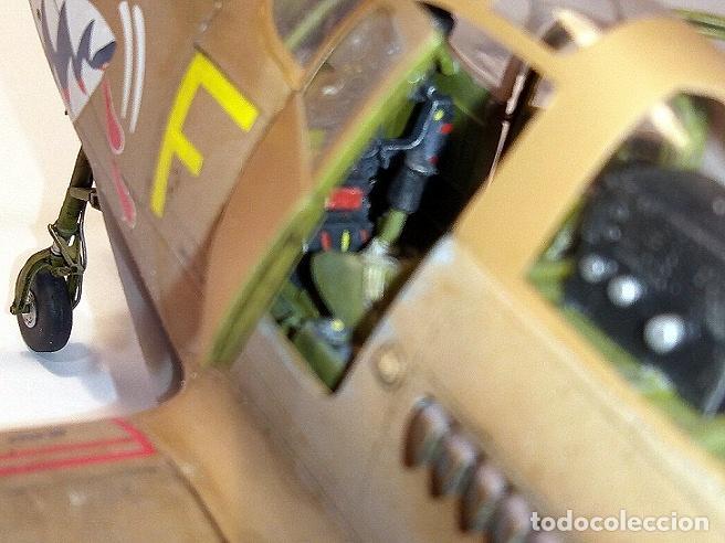 Radio Control: Caza americano 2ª guerra mundial P 400 Airacobra (Oferta) - Foto 2 - 148686798