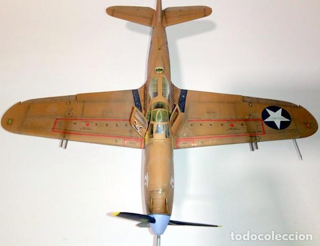 Radio Control: Caza americano 2ª guerra mundial P 400 Airacobra (Oferta) - Foto 4 - 148686798