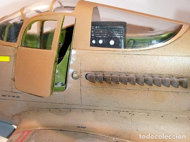 Radio Control: Caza americano 2ª guerra mundial P 400 Airacobra (Oferta) - Foto 6 - 148686798