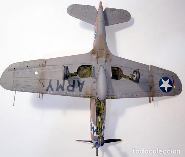 Radio Control: Caza americano 2ª guerra mundial P 400 Airacobra (Oferta) - Foto 8 - 148686798
