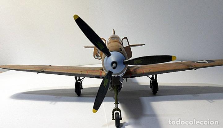 Radio Control: Caza americano 2ª guerra mundial P 400 Airacobra (Oferta) - Foto 9 - 148686798