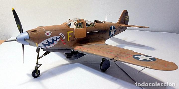Radio Control: Caza americano 2ª guerra mundial P 400 Airacobra (Oferta) - Foto 11 - 148686798