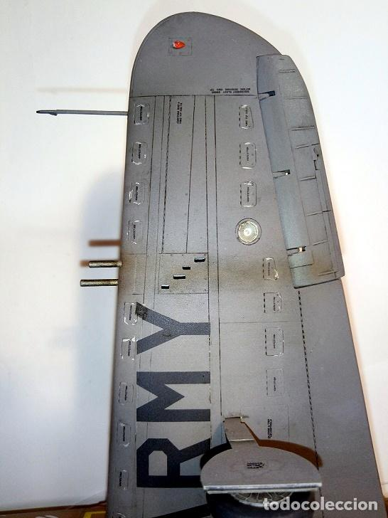 Radio Control: Caza americano 2ª guerra mundial P 400 Airacobra (Oferta) - Foto 12 - 148686798
