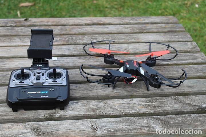 DRONE NINCOAIR SPORT WIFI (Juguetes - Modelismo y Radiocontrol - Radiocontrol - Aviones y Helicópteros)