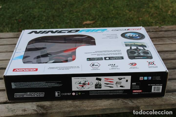Radio Control: Drone Nincoair Sport Wifi - Foto 2 - 150124618