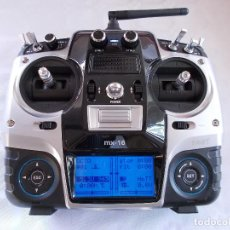 Radio Control: RADIOCONTROL GRAUPNER MX-16 HOTT. Lote 150419194