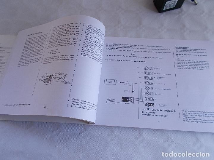 Radio Control: RADIOCONTROL GRAUPNER MX-16 HOTT - Foto 11 - 189686501