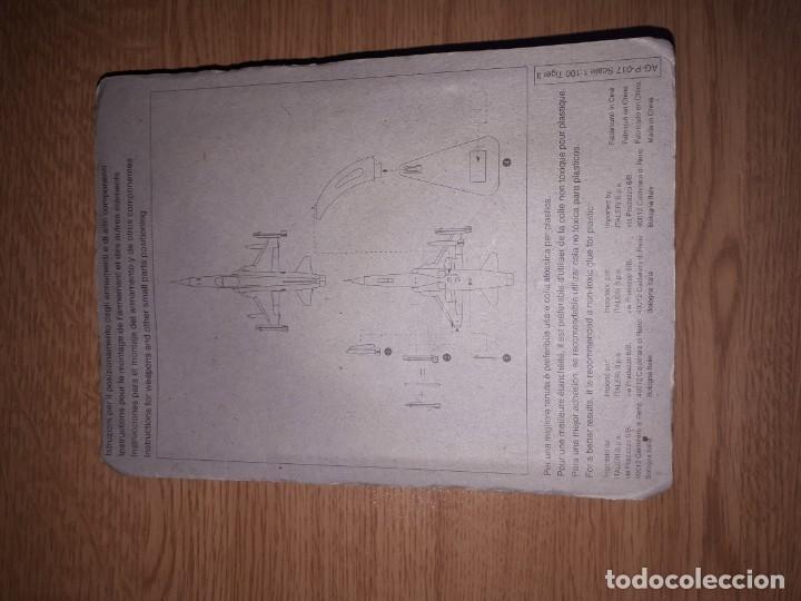 Radio Control: AVION DE COMBATE ESCALA 1/100 FABBRI TIGER II - Foto 3 - 150962558