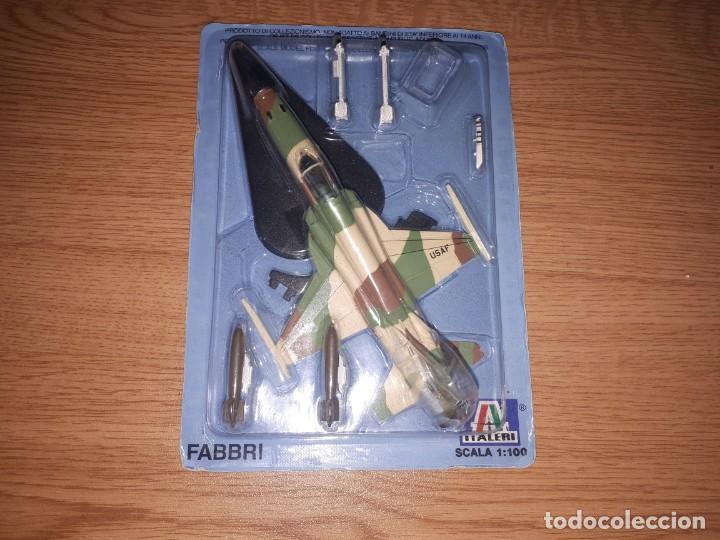 Radio Control: AVION DE COMBATE ESCALA 1/100 FABBRI TIGER II - Foto 5 - 150962558