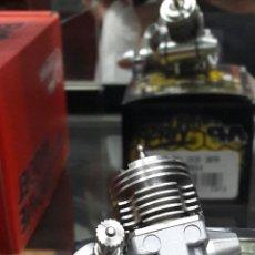 Radio Control: MOTOR 0.6CC AEROMODELISMO ENVIO INCLUIDO. Lote 151281201