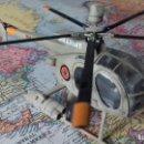 Radio Control: MAQUETA MONTADA DE HELICOPTERO HUGES 1/48 EJERCITO SUDAFRICANO. Lote 151487846