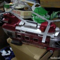 Radio Control: ESPECTACULAR HELICOPTERO GRAN TAMAÑO EN PERFECTO ESTADO. Lote 156639126