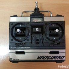 Radio Control: VENDO EMISORA DE RADIOCONTROL - SANWA - 4 CANALES - AM. Lote 157048238