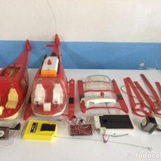 Radio Control: HELICOPTEROS RICO DESPIECE. Lote 157359094