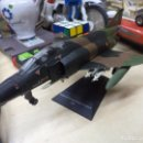 Radio Control: CAZABOMBARDERO MC.DONNELL DOUGLAS F-4C PHANTOM.ESPAÑA EJÉRCITO DEL AIRE,ALA 12 TORREJÓN,MADRID.1/72.. Lote 160180842