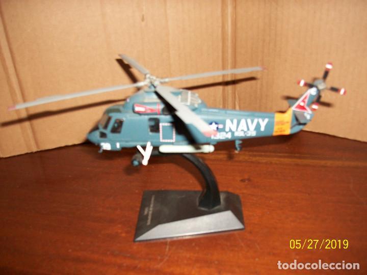 HELICOPTERO-KAMAN-SH-2F SEASPRITRE-USA-ALTAYA-CON EL FASCICULO (Juguetes - Modelismo y Radiocontrol - Radiocontrol - Aviones y Helicópteros)