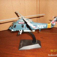 Radio Control: HELICOPTERO-KAMAN-SH-2F SEASPRITRE-USA-ALTAYA-CON EL FASCICULO. Lote 166046074