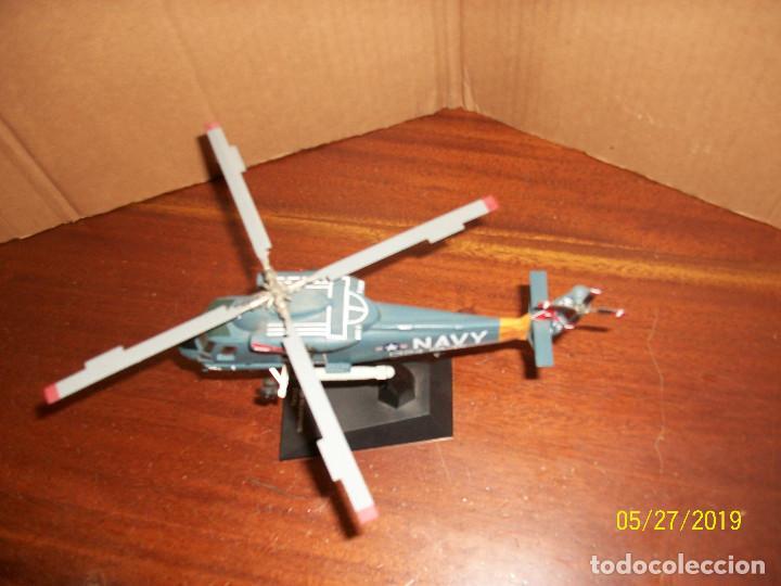 Radio Control: HELICOPTERO-KAMAN-SH-2F SEASPRITRE-USA-ALTAYA-CON EL FASCICULO - Foto 2 - 166046074