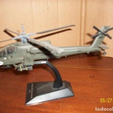 Radio Control: HELICOPTERO-MC DONNELL DOUGLAS AH-64A-APACHE-USA-ALTAYA. Lote 166046670