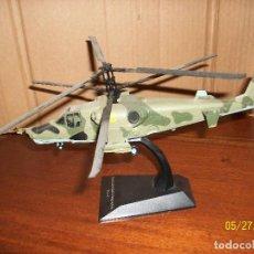 Radio Control: HELICOPTERO-KAMOV KA-50 CLACK SHARK HOKUM-RUSIA-ALTAYA. Lote 166047686