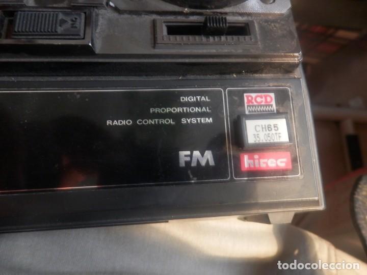 Radio Control: MANDO A DISTANCIA DE AVIÓN AUTOCONTROL FOCUS 4 VER TODAS LAS FOTOS. - Foto 3 - 166298018
