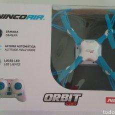 Radio Control: DRON NINCO AIR ORBIT CAM, NUEVO, NUNCA UTILIZADO.. Lote 166569354