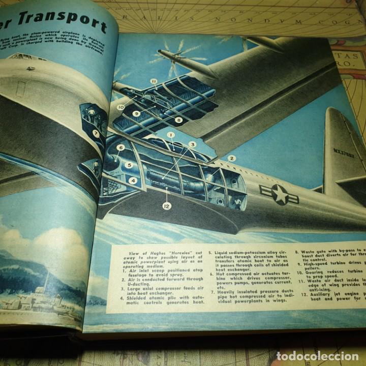 Radio Control: JOYA DEL AEROMODELISMO. REVISTA AIR TRAILS. PRIMER SEMESTRE DE 1952. - Foto 7 - 167783876