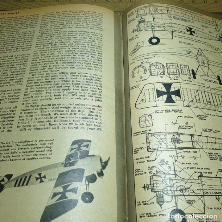 Radio Control: JOYA DEL AEROMODELISMO. REVISTA AIR TRAILS. PRIMER SEMESTRE DE 1952. - Foto 17 - 167783876
