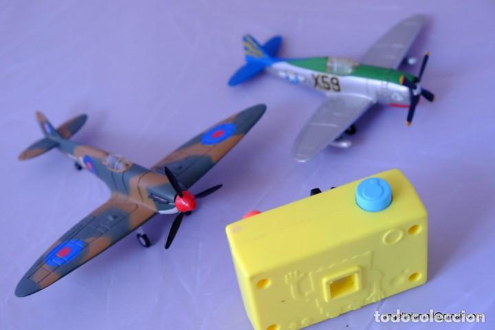 Radio Control: Dos aviones y un visor con diapositivas - Foto 2 - 168811208