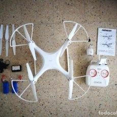 Radio Control: DRONE NINCO CON WIFI Y CÁMARA. 1 SOLO USO!. Lote 171639572